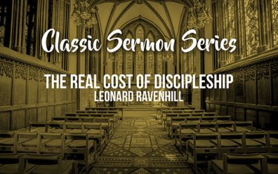 190210: The Real Cost of Discipleship