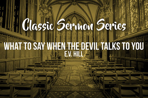 190203: What to Say When the Devil Talks to You