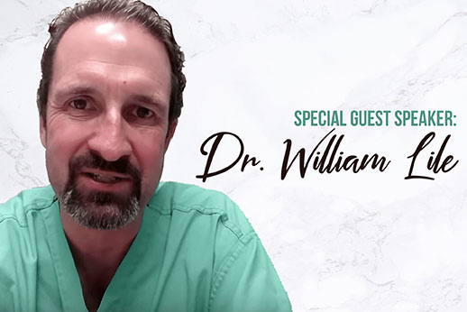 190303: Guest Speaker, Dr. William Lile, OBGYN