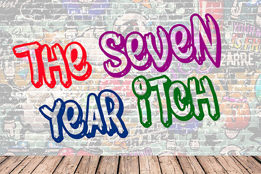 190428: The Seven Year Itch
